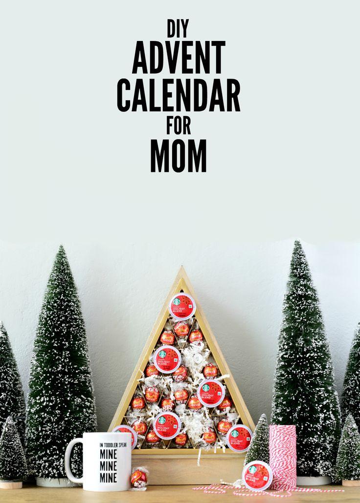 Diy Chocolate Advent Calendar : Best christmas images on pinterest merry