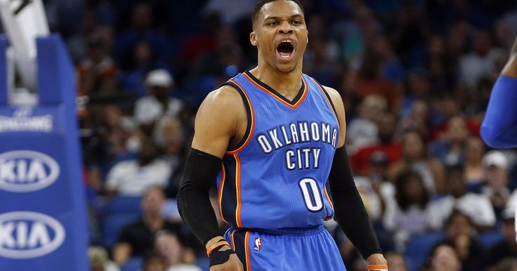 Russell Westbrook scores the most points in a triple-double in NBA history #Sport #iNewsPhoto
