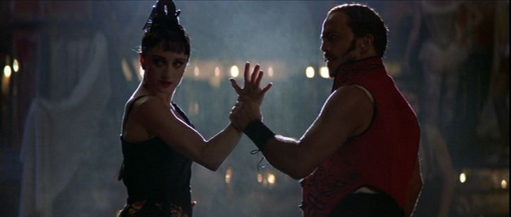 Learn how to Tango and dance to El Tango de Roxanne from Moulin Rouge.
