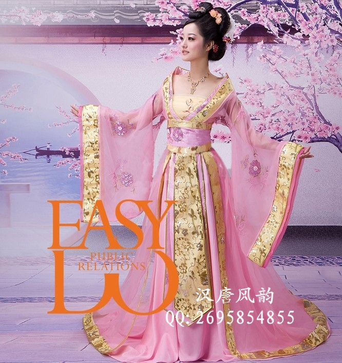 Aliexpress.com : Buy Oriental nwfp costume hanfu women's clothes photography clothes from Reliable Chinese Folk Dance suppliers on Angel department store