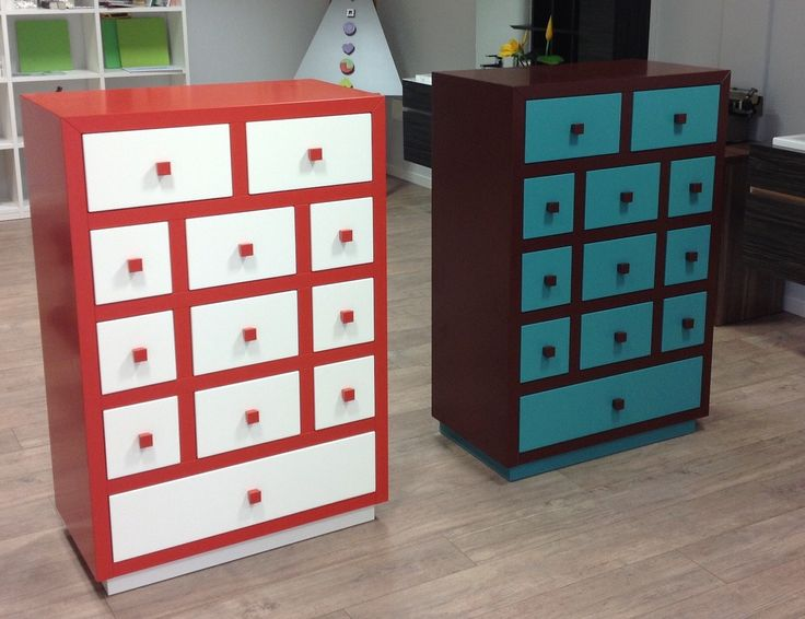 Coppia 12drawers