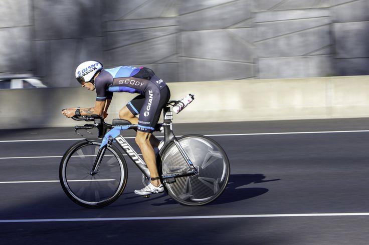 Shimano Triathlete Tim Berkel