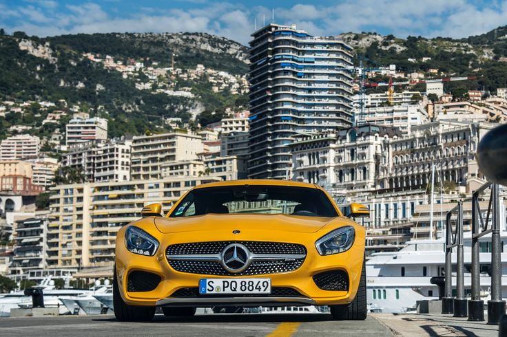 Hard werken loont. De Mercedes-AMG GT S door Bas Fransen.