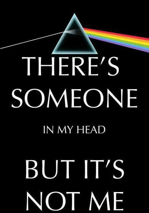 Pink Floyd Brain Damage, THIS IS MY FAVORITE FUCKING SONG OK.