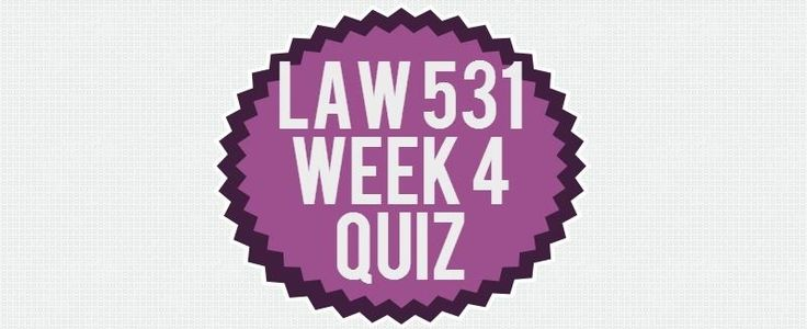 LAW 531 Week 4 Quiz1. Under what conditions must an employer allow non-employee union solicitation on company property?2. Which of the following powers does the Equal Employment Opportunity Commission have?3. Which of the following are protected classes under Title VII of the 1964 Civil Rights Act?4