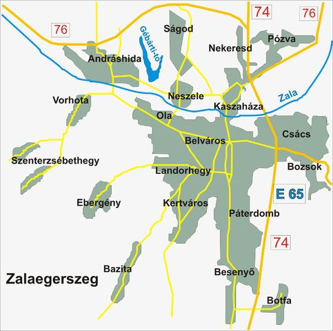 ITTHON VAGY - NÉZZ KÖRÜL NÁLUNK...: Zalaegerszeg / Folytatáshoz kattints a posztra