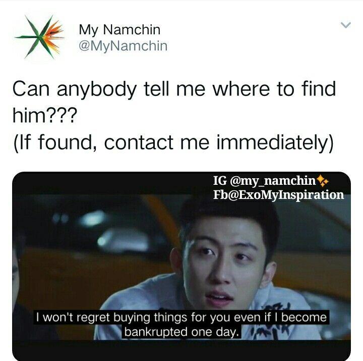 My Namchin Meme Addicted Addictedheroin India Kpop Kdrama Memes Kdrama Kpop