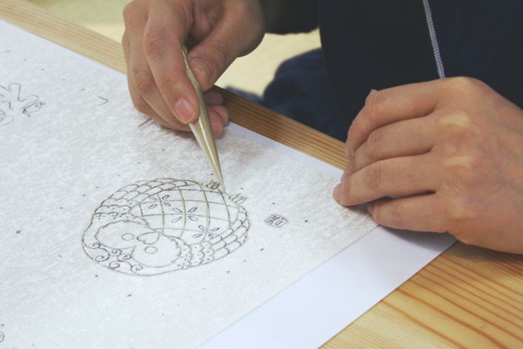 For the making of pattern that heart is pleased with | Find Takumi | Aoyama Square