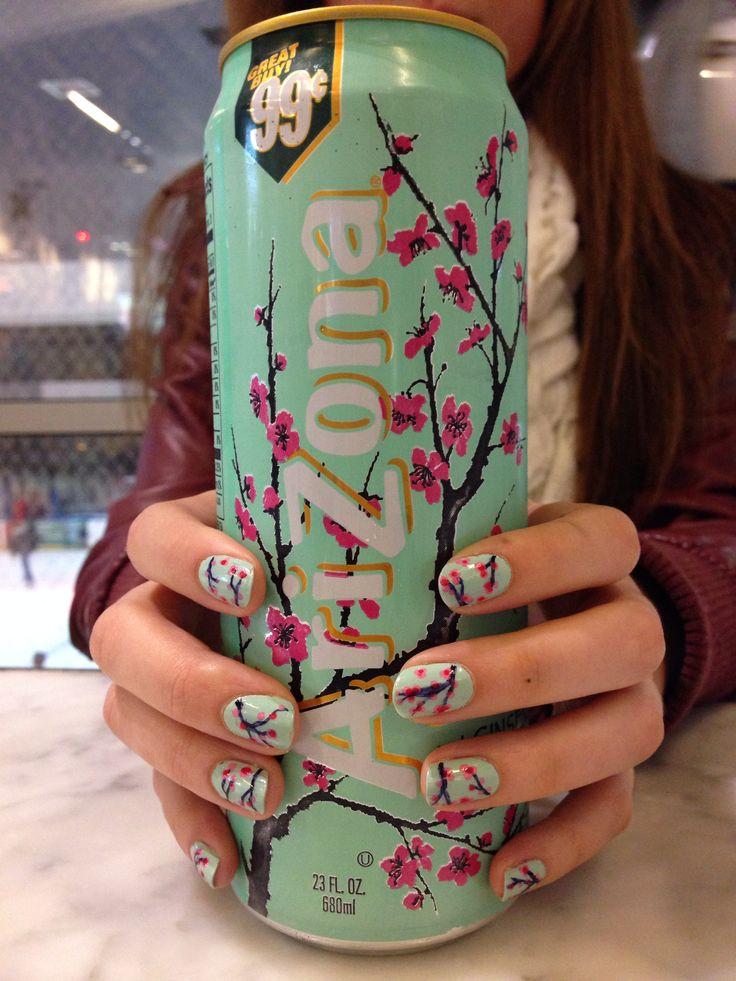 Arizona. Tea. Nails.