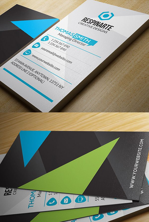 209 best VC images on Pinterest Business cards, Colors and Design - visiting cards