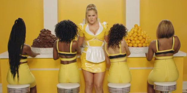 Amy Schumer's Booty Parody Video Is, Um, Accurate