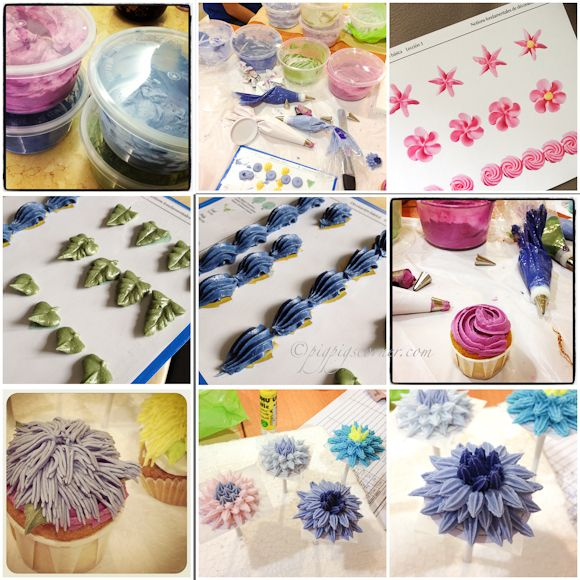 Cake Decorating Classes Az : 17 meilleures images a propos de Buttercream Techniques ...