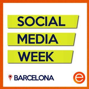 Descubre de que se hablará en la Social Media Week Barcelona. #SMWB