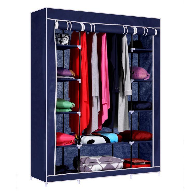 28.26$  Buy here - https://alitems.com/g/1e8d114494b01f4c715516525dc3e8/?i=5&ulp=https%3A%2F%2Fwww.aliexpress.com%2Fitem%2FHomdox-Non-Woven-Wardrobe-Combination-Wardrobe-Double-Folding-Wardrobe-Assembling-Home-Furnishing-Decoration-Coat-Hangers%2F32689413429.html - Homdox Non-Woven Wardrobe Combination Wardrobe Double Folding Wardrobe Assembling Home Furnishing Decoration Coat Hangers 28.26$