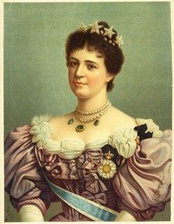Queen Amélie (of Orléans-Portugal)