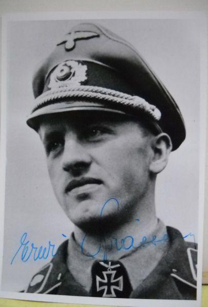 German Major Erwin König German Sniper, Battle of Stalingrad vs Soviet sniper Vasily Zaytsev.