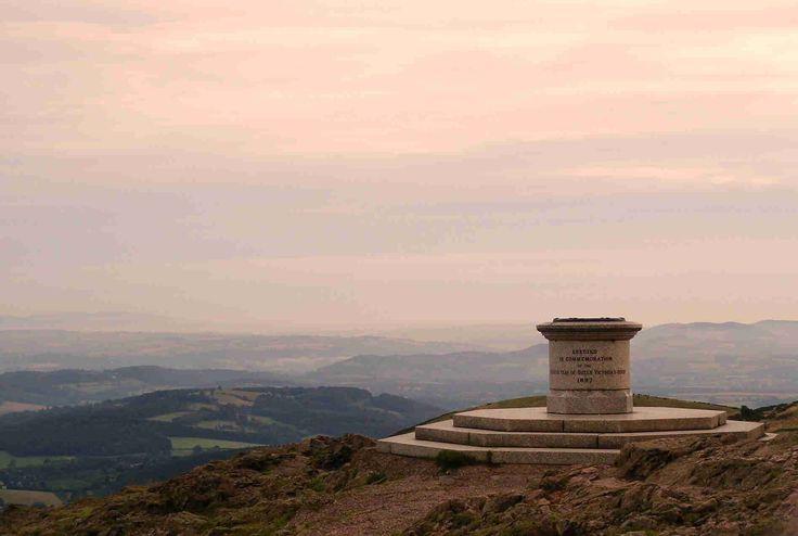 Malvern Hills Beacon