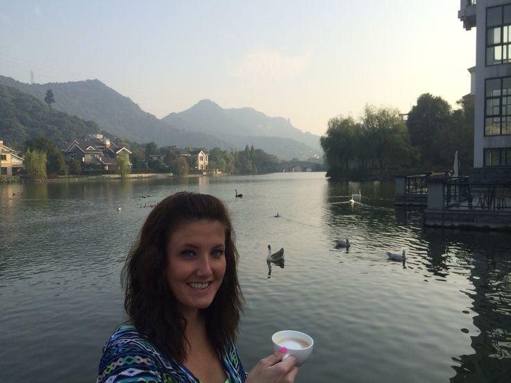Hotel in Hangzhou :)