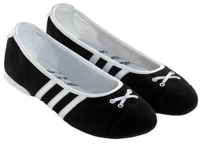 Adidas ballerina gazelle. want one!
