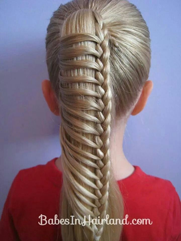 Super cool braid