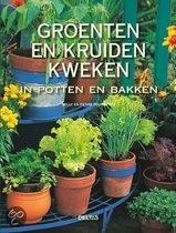Groenten en kruiden kweken in potten en bakken
