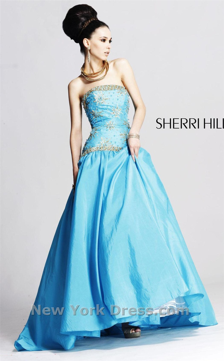 95 best Sherri Hill images on Pinterest | Party outfits, Formal ...