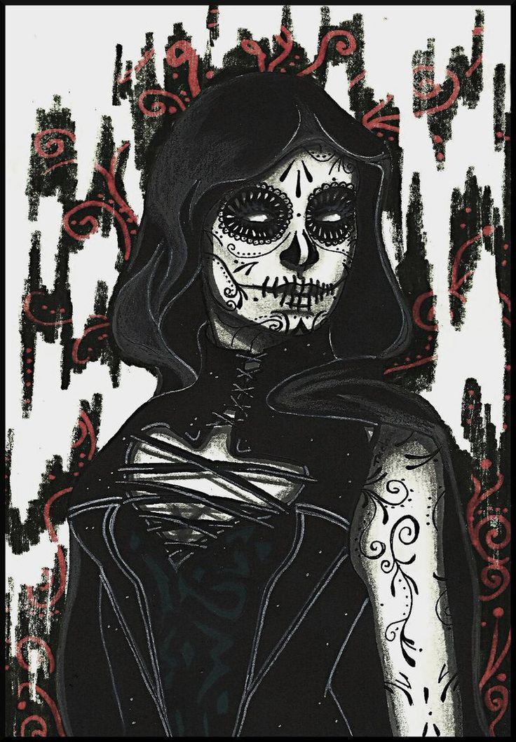 Deadpool And Mistress Death Art Photos - c photos and wallpapers