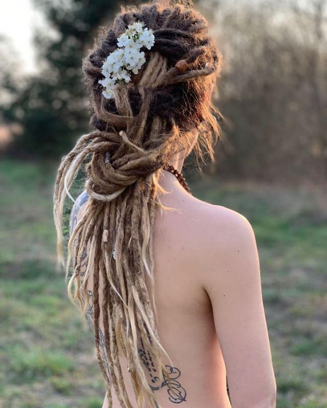 Natural Dreadlocks Spirit Dreadlocks Wild And Free Natural Dreadlocks Dread Hairstyles Beautiful Dreadlocks