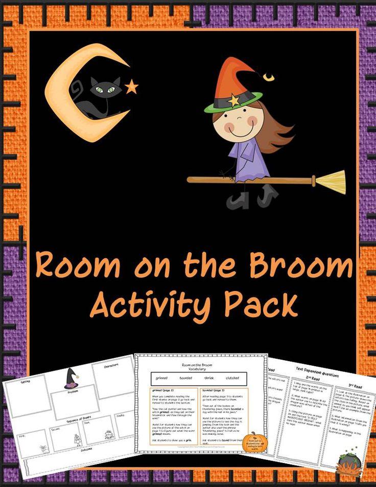 Room on the Broom Resource Set