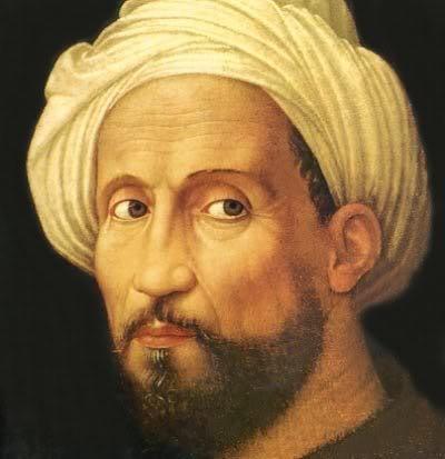 Portrait Michelangelo