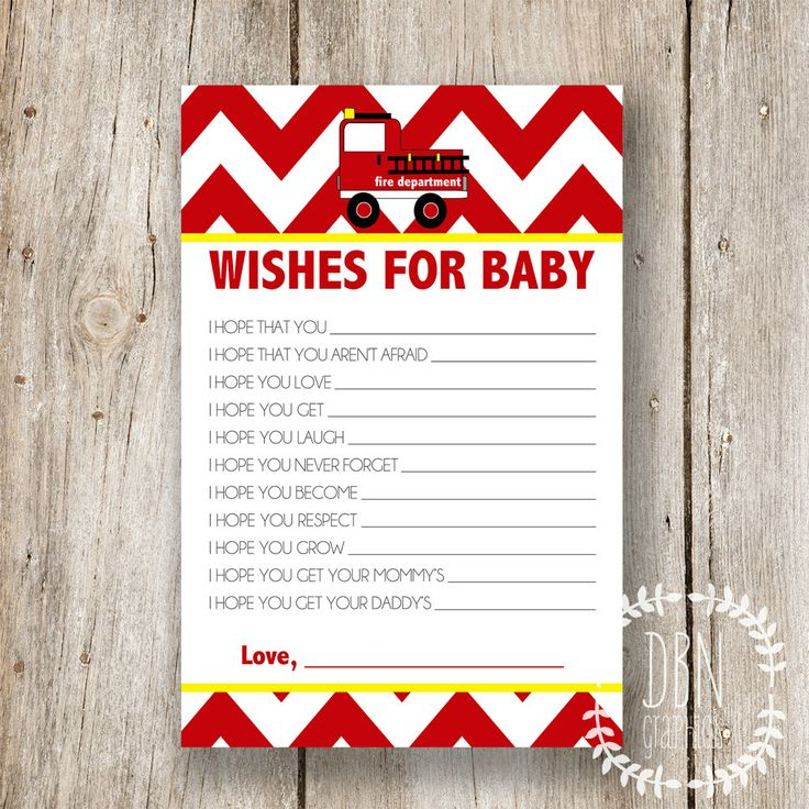 38 best Fireman Baby Shower images on Pinterest | Baby shower ...