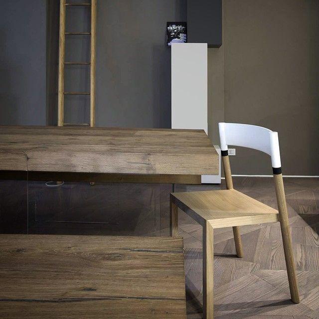 Air Table Wildwood + Joynt Chair | #LAGODESIGN | Pinterest | Lofts And  Interiors