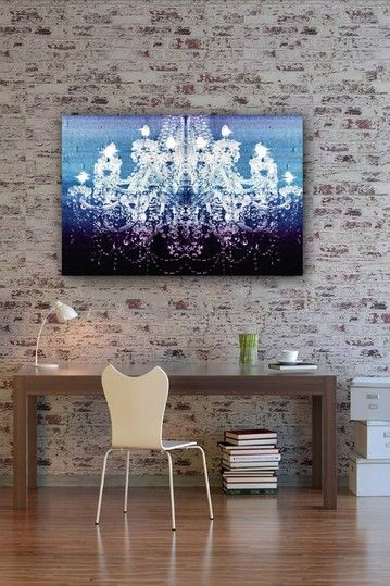 Oliver Gal Chiaro di Luna Canvas Art by Oliver Gal Gallery on @HauteLook