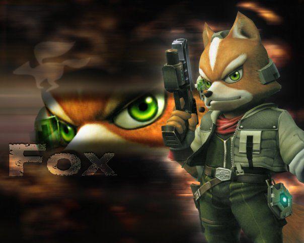 Fox mccloud brawl - photo#4