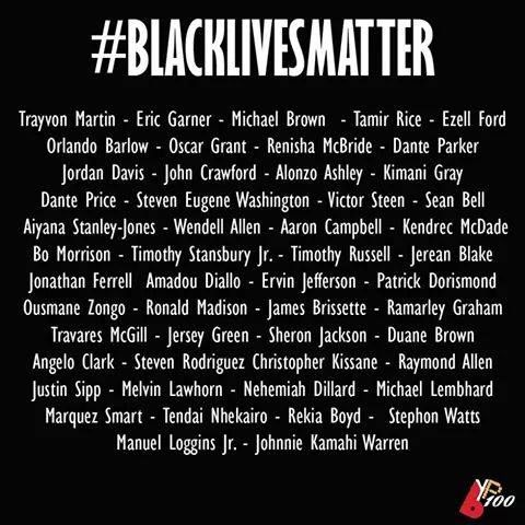 black lives matter quotes | Originally posted to AyDeeTheGreat on Wed Nov 26, 2014 at 08:42 PM PST ...