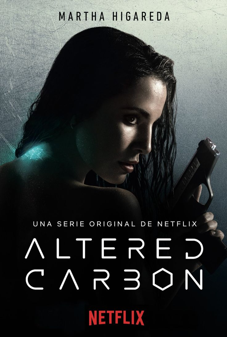 ( Netflix ), Altered Carbon
