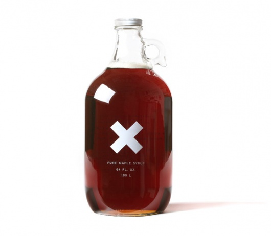 maple syrup packaging