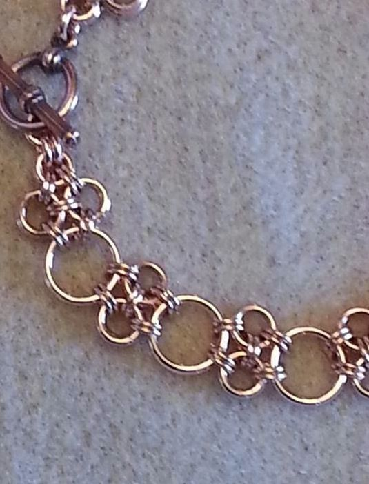 EPBOT: Chainmaille Jewelry for Newbies