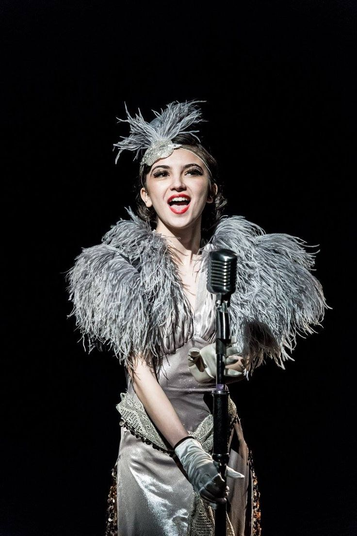 Lyric Hammersmith production of Bugsy Malone 2015.