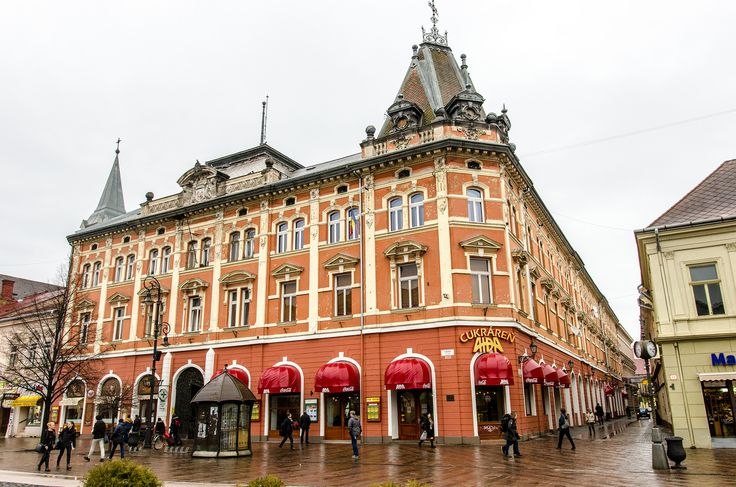 Дворец Андраши в Кошице