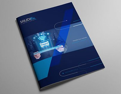 """Check out new work on my @Behance portfolio: """"SaudiEX Company Profile"""" http://be.net/gallery/54640395/SaudiEX-Company-Profile"""