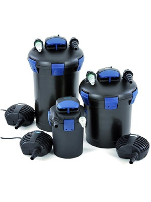 Oase Biopress Pump and Filter Sets