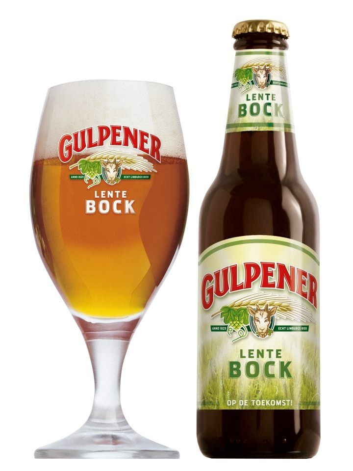 Gulpener Lente Bock, 6.5% ABV (B.V. Gulpener Bierbrouwerij, Países Bajos) [Micromalta]