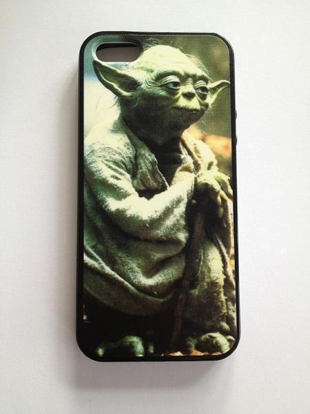 iPhone 5/5S - STAR WARS - YODA - FRAKTFRITT på Tradera.com -