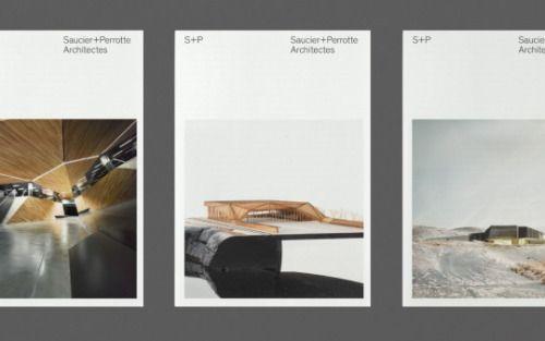 Bureau Principal / SaucierPerrotte Architectes / Printed Matter...