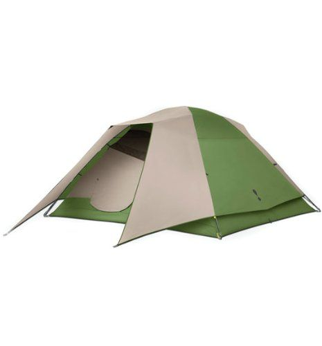 Cool! :)) Pin This & Follow Us! zCamping.com is your Camping Product Gallery ;) CLICK IMAGE TWICE for Pricing and Info :) SEE A LARGER SELECTION of 7 ++ persons camping tents at http://zcamping.com/category/camping-categories/camping-tents/7-plus-person-tents/ - #hunting #campingtents #camping #campinggear -  Eureka Tetragon 8 Person Tent Green « zCamping.com