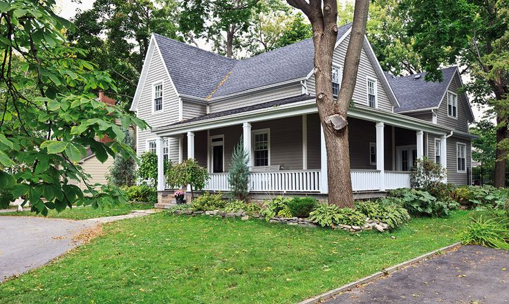 Beautiful Montreal House in Rabbeted Bevel Siding, color: Maibec Sandstone Beige-4
