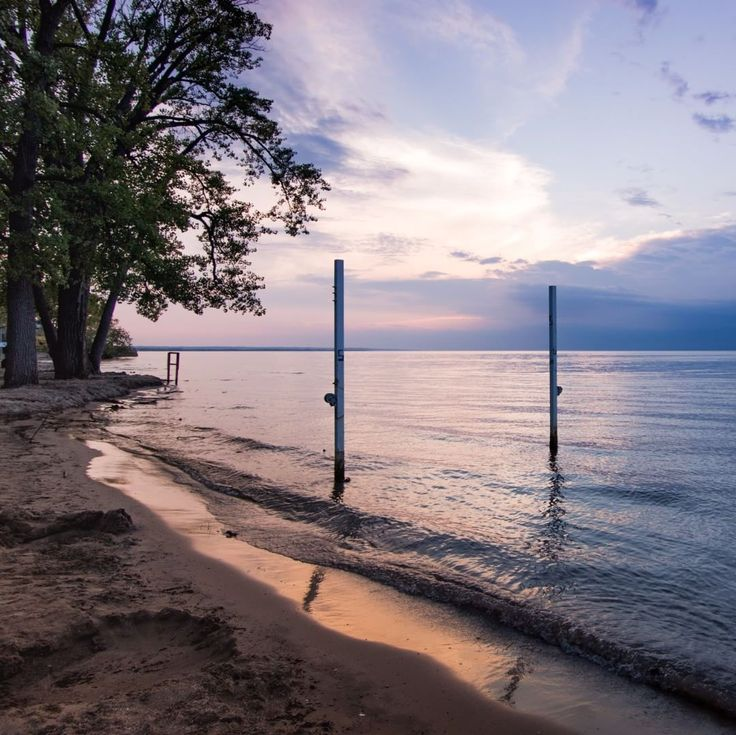 Port dalhousie at sunset. The volley ball nets are under water cause of the high level of the lake. #photography #photo #photos #capture #ontario #canon #instaphoto #art #artist #6d #photodaily  #agameoftones #optoutside #discoverearth #exploretheglobe #nakedplanet #places_wow #lakescape #canoncanada #lakeontario #greatlakes #clouds #sunset