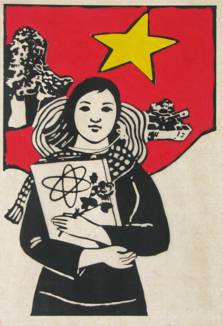 42 best images about Vietnamese vintage posters on ...