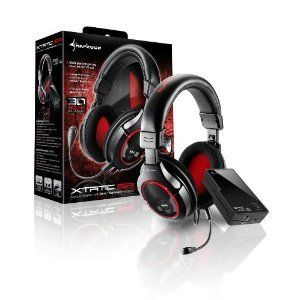 X-Tatic SR Console Gaming Headset XBOX 360 PS3 PC/Mac and Wii